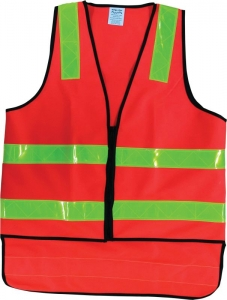Maxisafe Safety vest - Vic Roads style