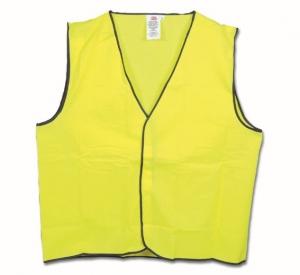 Maxisafe Hi-Vis Yellow Day Vest (Class D)