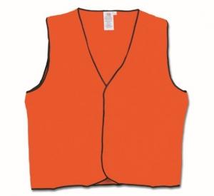 Maxisafe Hi-Vis Orange Day Vest (Class D)