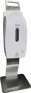 Portable Stainless Steel Spray Sanitiser Dispenser & Stand