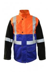Arcguard Hi-vis Fire Retardent Welding Jacket